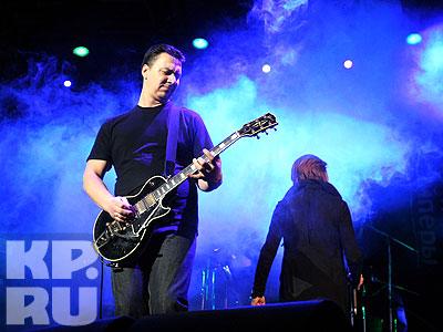 Иван Иволга играет в группе с 1999 года